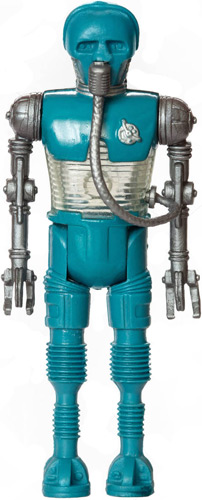Too-Onebee (2-1B) vintage The Empire Strikes Back action figure