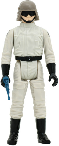 AT-ST Driver vintage Return of the Jedi action figure