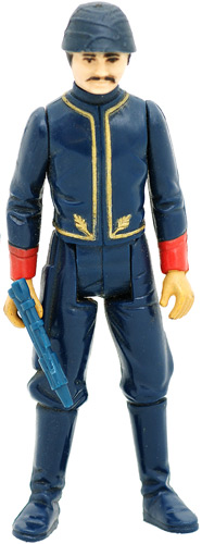 Bespin Security Guard vintage The Empire Strikes Back action figure