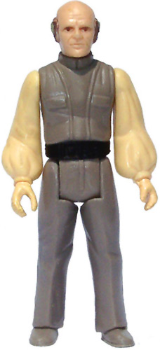Lobot vintage The Empire Strikes Back action figure