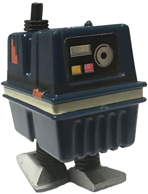 Power Droid vintage Star Wars action figure