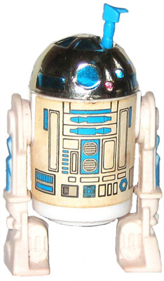 Artoo-Deetoo (R2-D2) vintage The Empire Strikes Back action figure