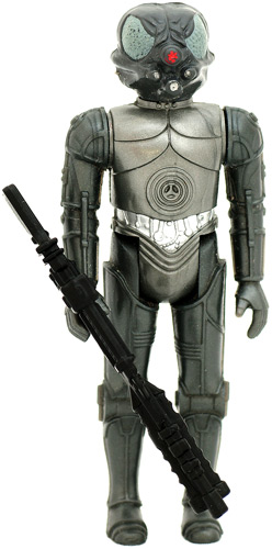 Zuckuss vintage The Empire Strikes Back action figure